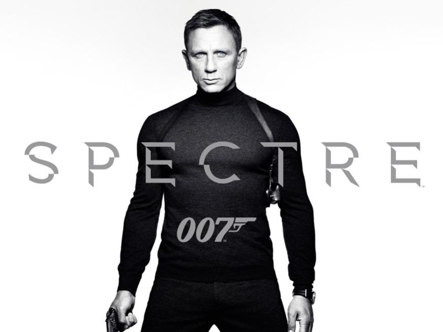 James Bond Spectre: licenza di promuovere