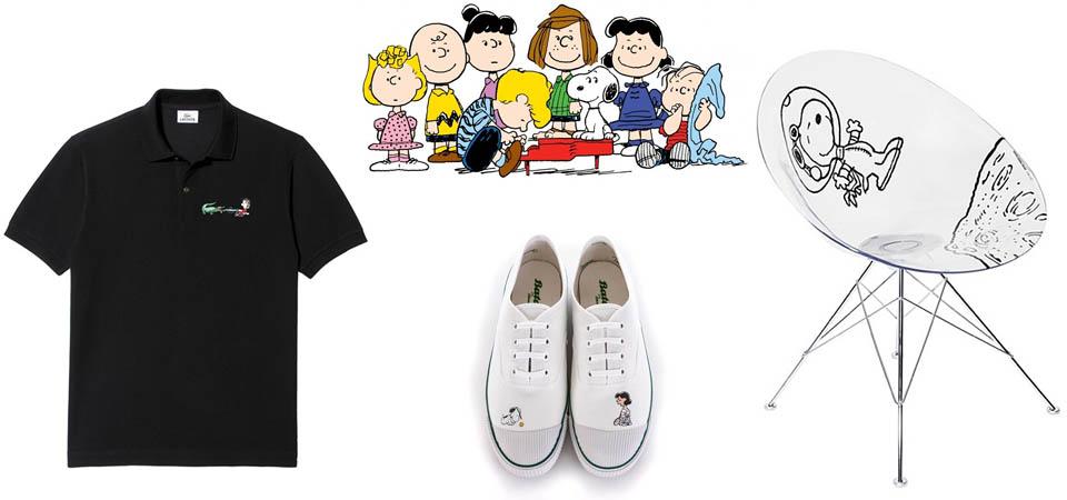 Peanuts: 65 anni festeggiati con cobranding