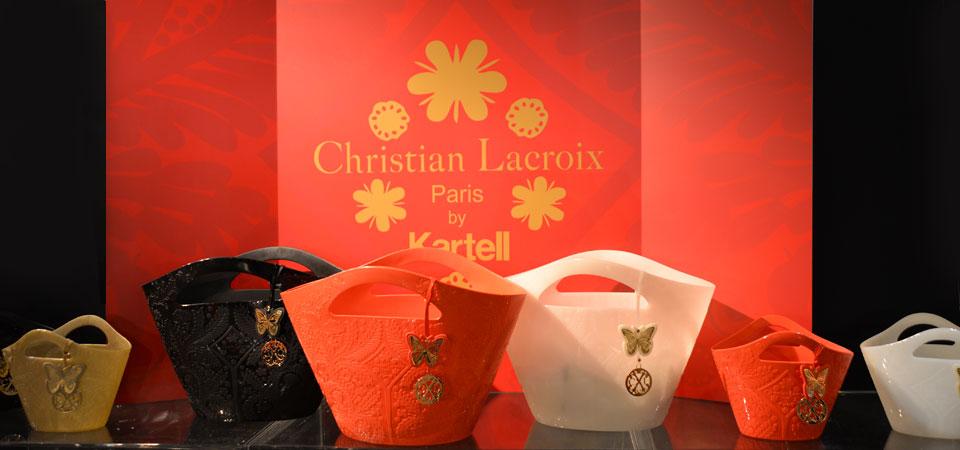 kartell-Christian Lacroix