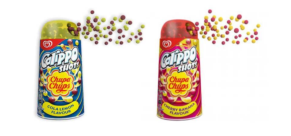Food to food: Calippo si unisce a Chupa Chups
