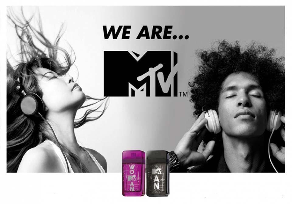 Cosmoprof news: linea di profumi per MTV