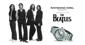 Baselworld: Raymond Weil con i Beatles