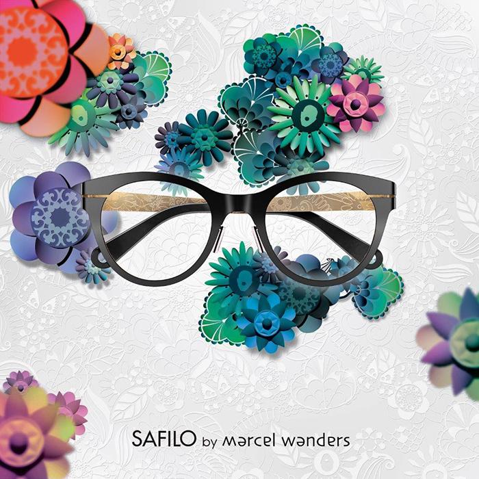 Fuorisalone: Safilo by Marcel Wanders