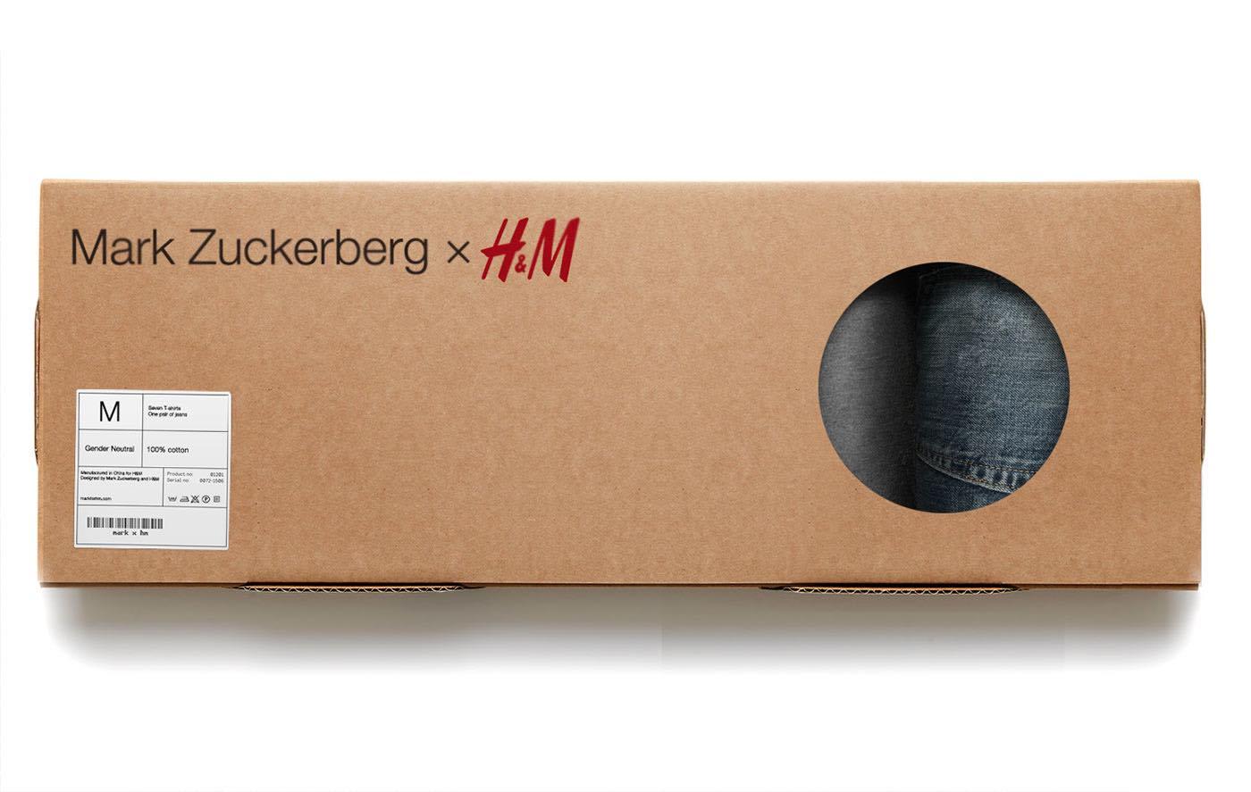 Mark Zuckerberg H&M