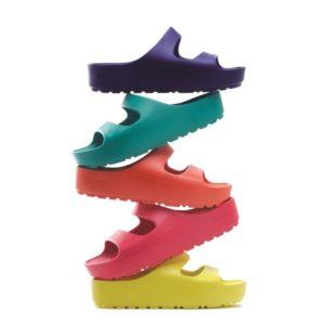 O bag presents the O shoes