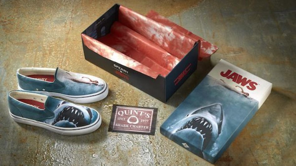 Sperry Jaws