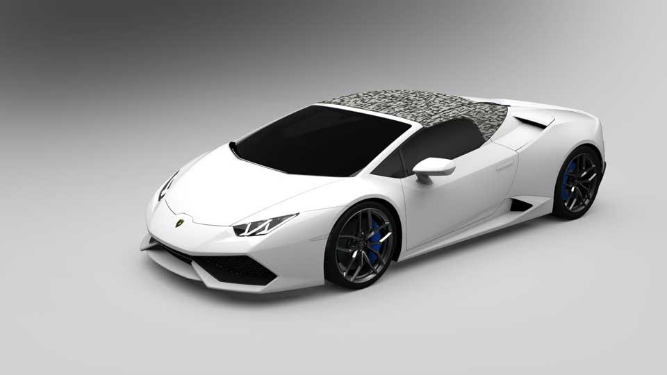 Milano Design Week: collaborazione Lamborghini Rubelli