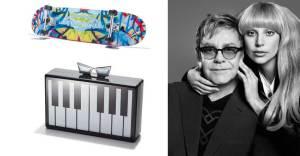 Lady Gaga e Elton John lanciano Love Bravery da Macy's