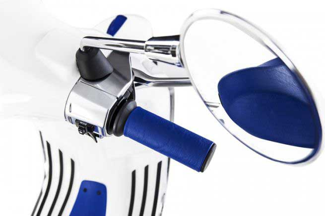 Vespa celebrates 70 years at Colette