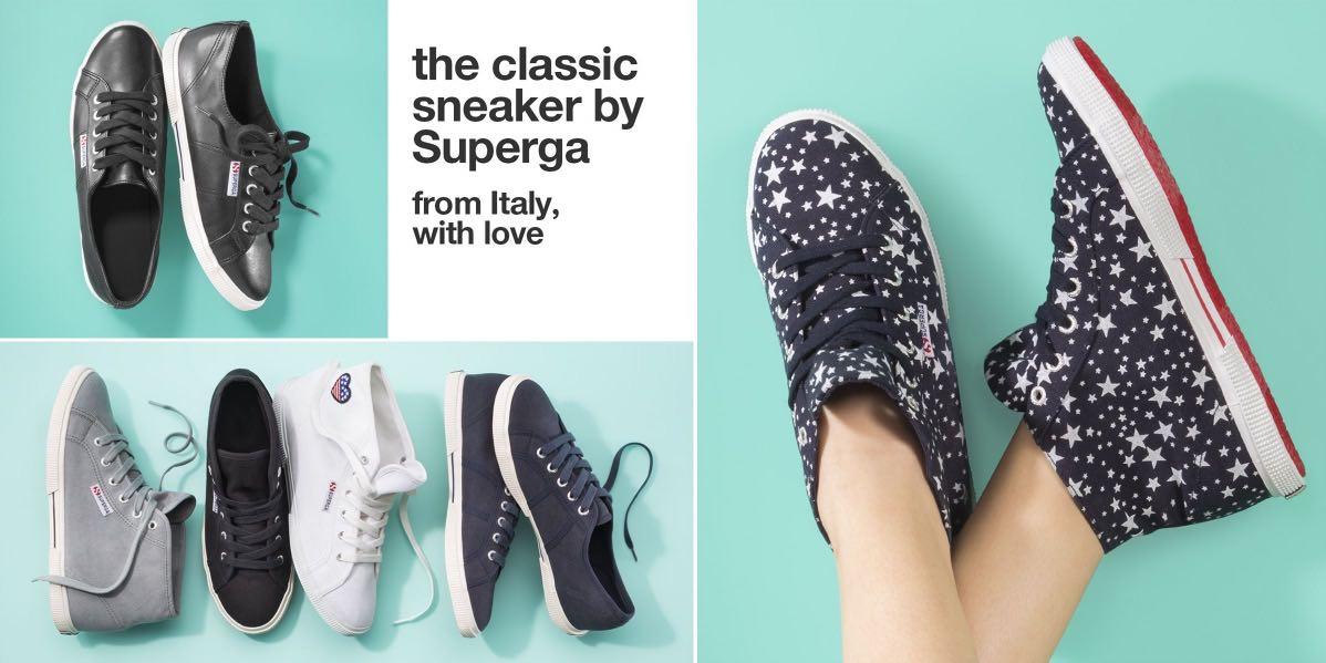 Superga at Target