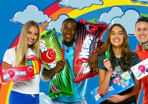 Airheads Shop: retail entertainment, with licensing