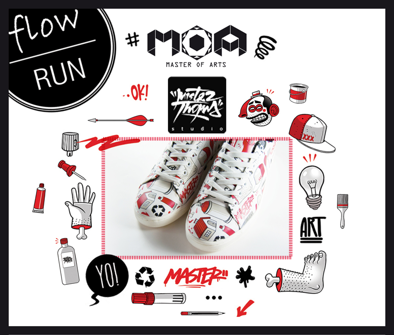 Anteprima Pitti Uomo: MOA – Master of Arts capsule con Mr. Thoms