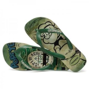 This summer Havaianas teams up with Popeye
