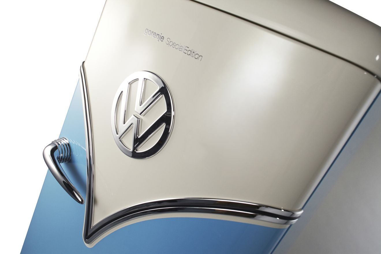 Volkswagen Goes Retro Cool With Gorenje Brandjam