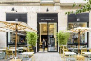 Apre a Milano il primo Moleskine Café