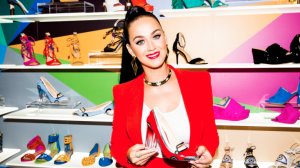 Katy Perry shoe collection con Global Brands @TheMicam