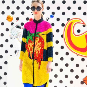 Reportage The Rodnik Band x Chupa Chups: arte in versione ready to wear