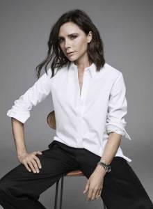 Victoria Beckam for Target, building the buzz now for future sales