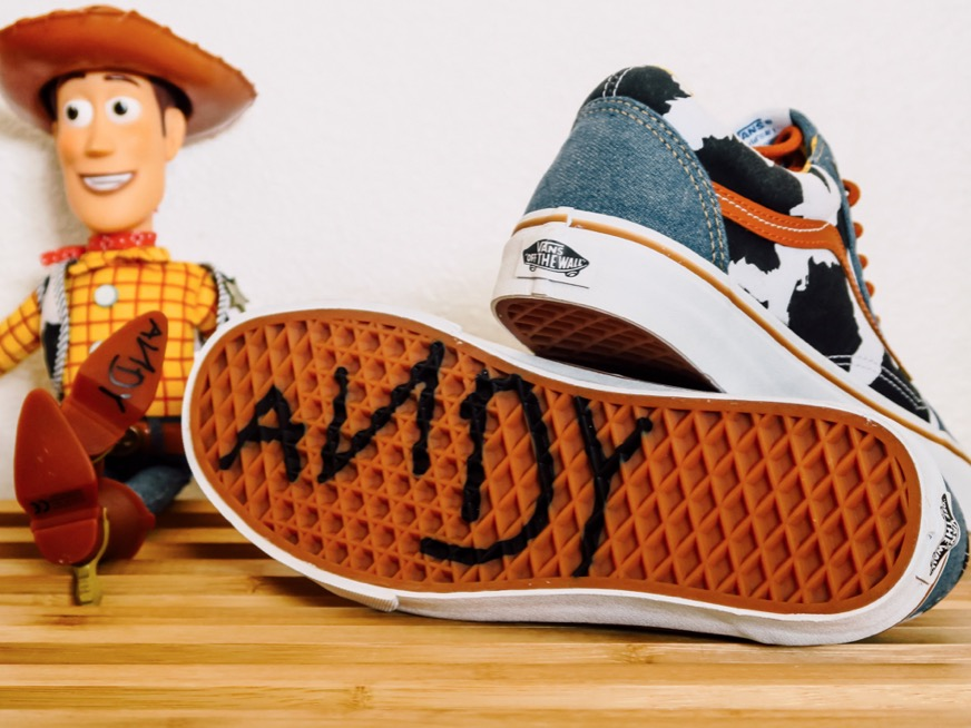 Toy Story Vans