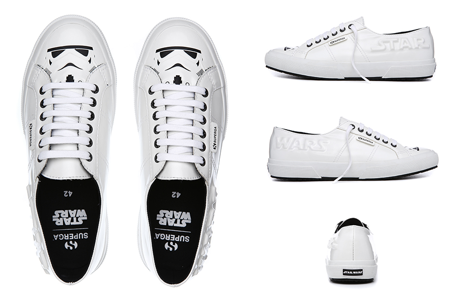 Superga x Star Wars