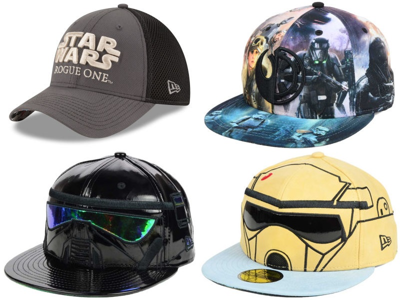 Star Wars Rogue One Hat Collection by New Era Cap (1)