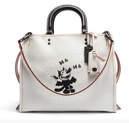Coach: luxury licensing con NASA e Felix