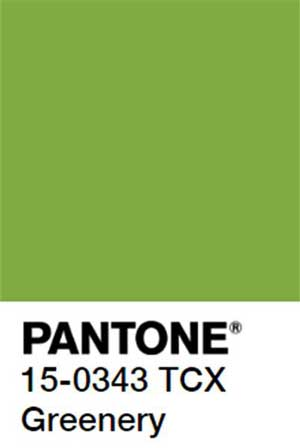 Pantone: il colore del 2017 è augurale