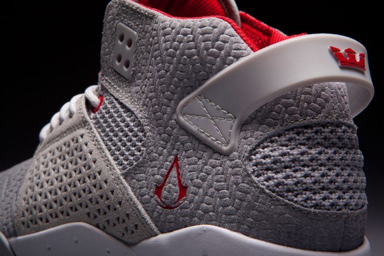 Supra X Assassin's Creed: it's no game
