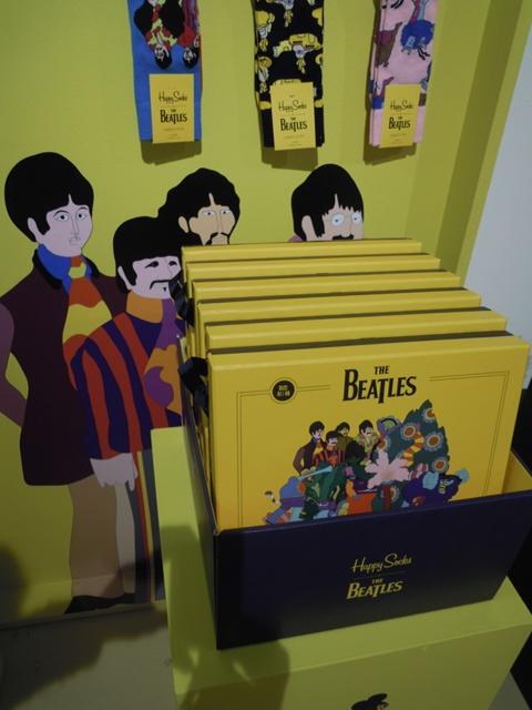 Happy Socks lancia la limited edition Yellow Submarine