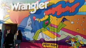 Wrangler by Peter Max