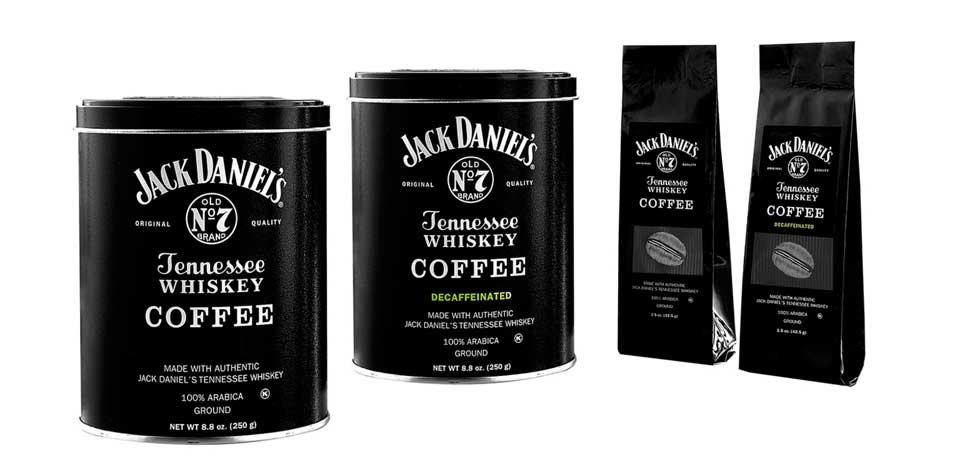 Jack Daniel's lancia il suo caffè