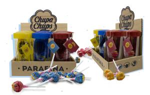 Eco-sweet Collaboration: Chupa Chups + Parafina