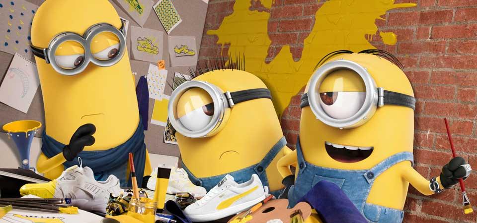 Stuart, Carl and Kevin to design the next PUMA ...