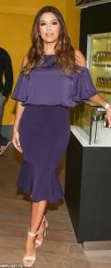 Eva Longoria lancia la sua linea di abbigliamento