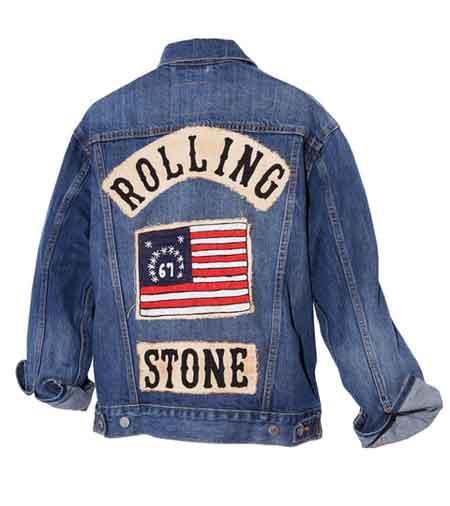 Rolling Stone, 50 anni festeggiati con Levi's