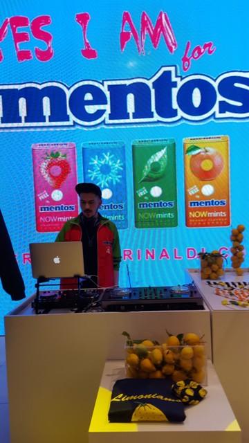 Yes I Am for Mentos, fashion party per il lancio della limited edition