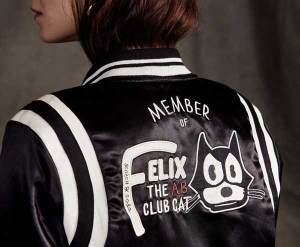 Scotch & Soda con Felix the Cat