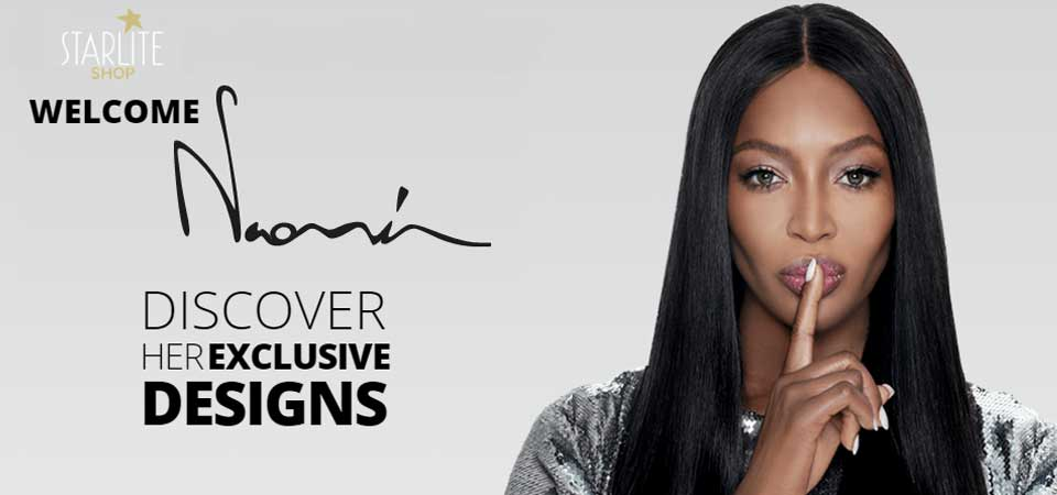 Naomi Campbell launches her namesake brand