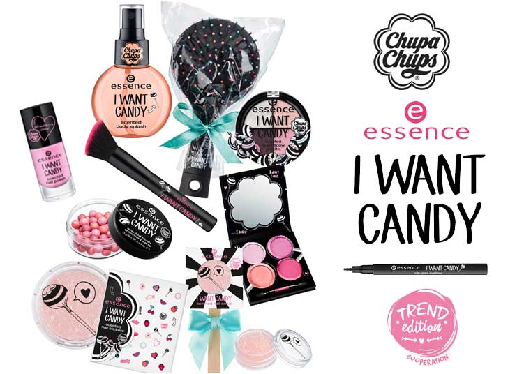 Chupa Chups lancia una make-up capsule con essence