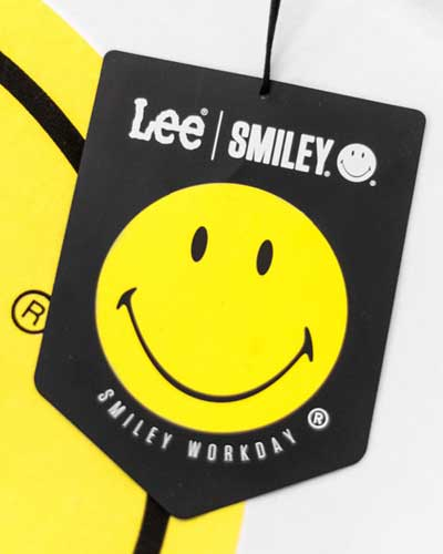 SmiLeey, il co-branding di Lee con Smiley