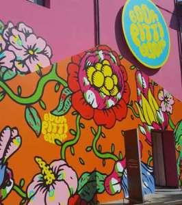 Reportage Pitti Uomo: branding psychedelia