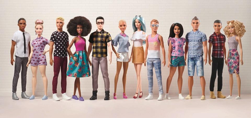 Ken  si trasforma per le nuove generazioni