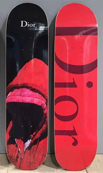 Reportage Berlino Fashion Week, pt.1: skateboard contro Dior?