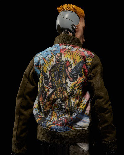GI Joe x Alpha Industries, mixing military with pop culture