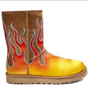 UGG x Jeremy Scott, collaborazione vintage – pop