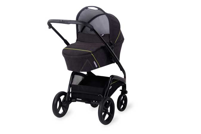 HEAD brand extension reaches strollers