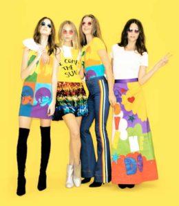 Alice + Olivia x The Beatles: tutta un'altra musica