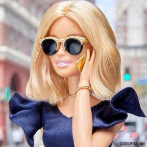 Barbie, la social influencer che collabora con ShoeDazzle