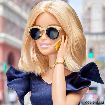 Barbie, la social influencer che collabora con ShoeDazzle