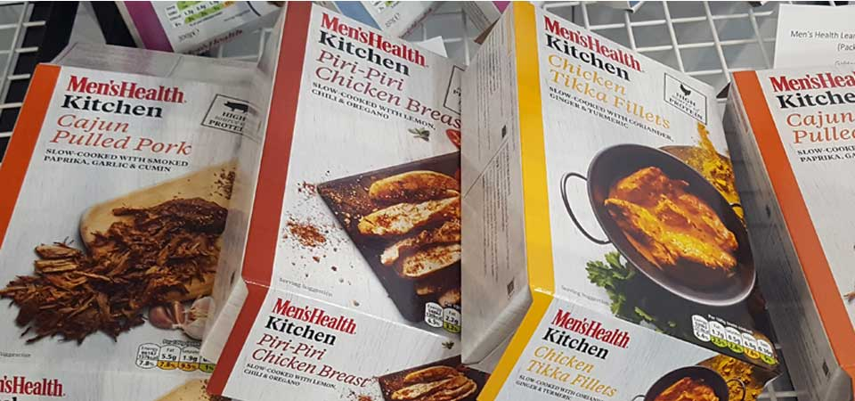Mens health from magazine to processed food brandjam the brand extension programme of mens health the leading male healthy lifestyle magazine and web has stepped towards a new category processed food forumfinder Choice Image